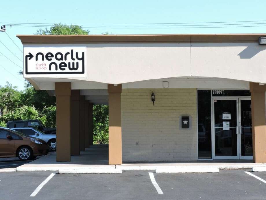 The Nearly New Thrift Shop in Nassau Bay has relocated to 18028 Nassau Bay Drive from Upper Bay Dr.