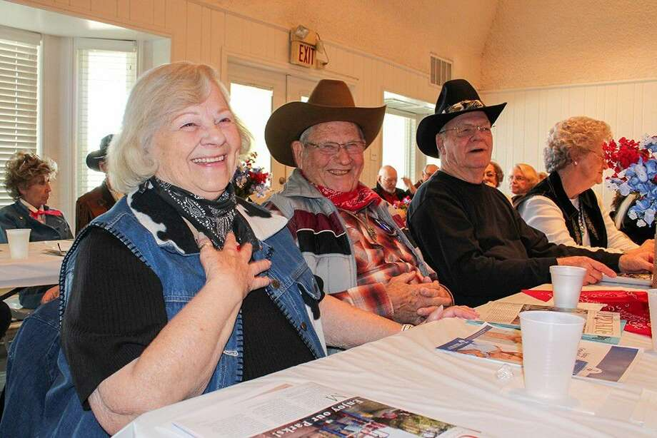 Precinct 4 residents participate in Precinct 4's Senior Adult Program. Photo: Submitted Photo