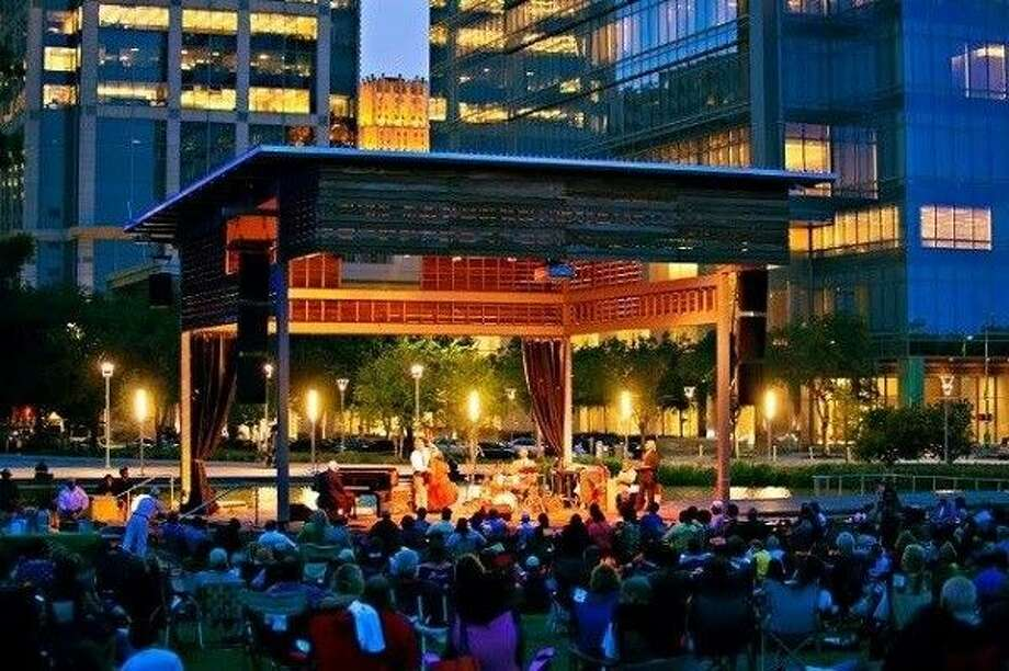 The new season of family-friendly programming kicks-off Sept. 1 and will continue through Nov. 15 at Discovery Green. Photo: Courtesy Photo
