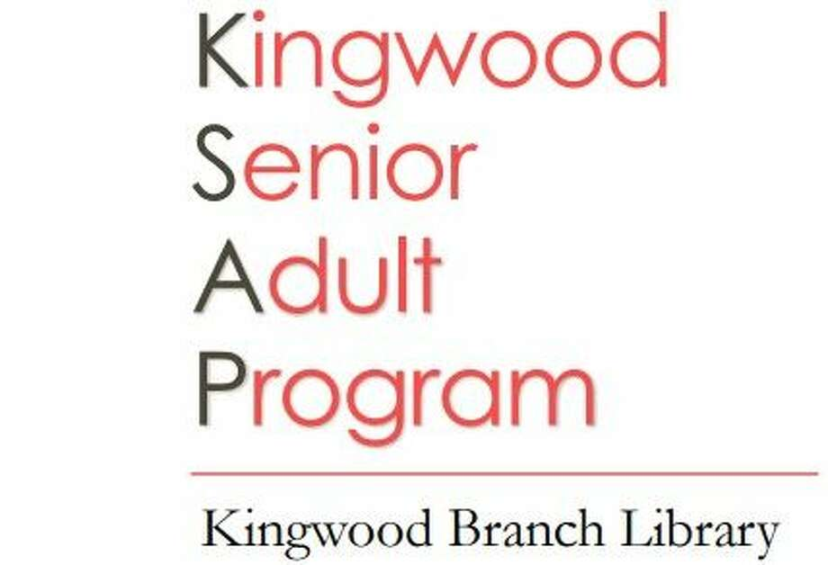 Kingwood Branch Library will host the Kick-Off celebration for their new program, Kingwood Senior Adult Program, on Tuesday, Sept. 29 from 10 a.m. to 12 p.m.