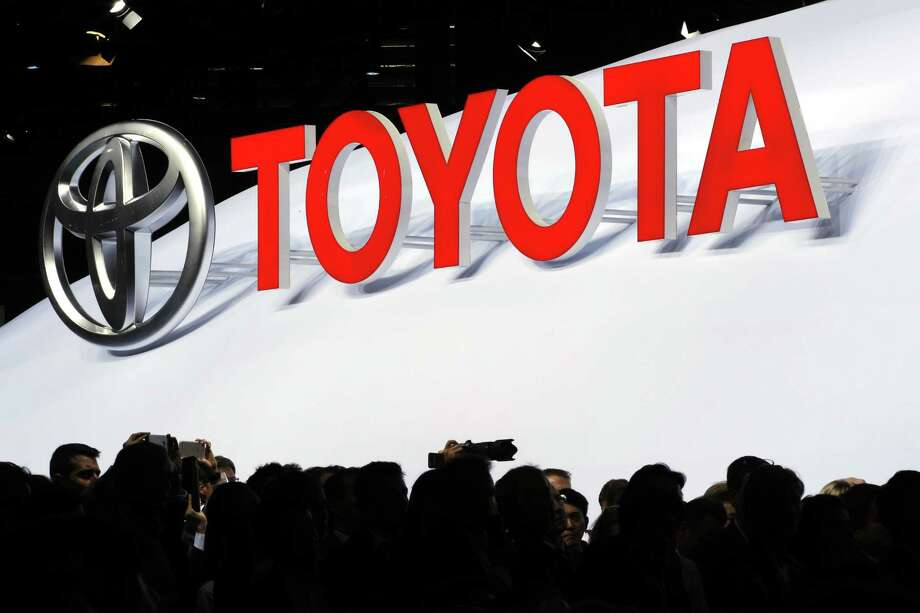 Most auto companies climbed, with Toyota reaching No. 5. Photo: Christophe Ena /Associated Press / AP