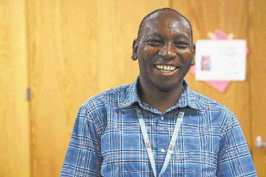 Albert Kisangi is the 2016 Klein ISD Secondary Teacher of the Year. Photo: Klein ISD Photo