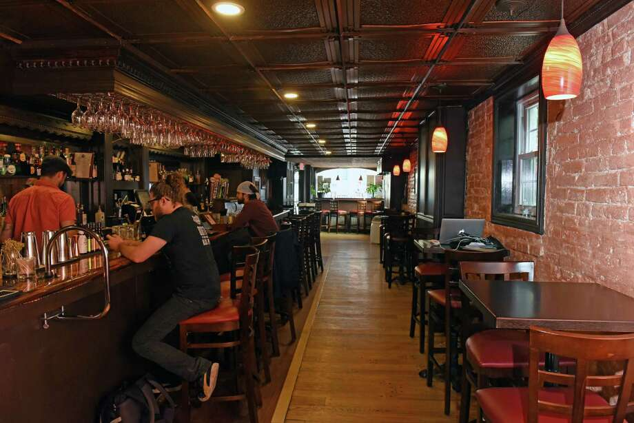 The Savoy Taproom at 301 Lark Street on Thursday Sept. 29, 2016 in Albany , N.Y. (Michael P. Farrell/Times Union) Photo: Michael P. Farrell / 40038186A