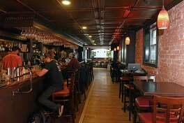 The Savoy Taproom at 301 Lark Street on Thursday Sept. 29, 2016 in Albany , N.Y. (Michael P. Farrell/Times Union)