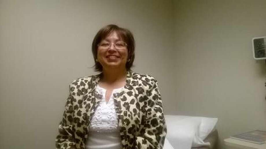 A research drug helped fight Peña's aggressive breast cancer. Photo: Submitted