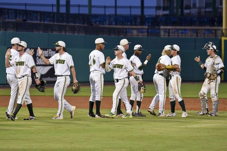 San Jacinto College returns to the JUCO World Series after emerging as the undefeated champions of the Region XIV Tournament. Photo credit: Rob Vanya, San Jacinto College marketing, public relations, and government affairs department.