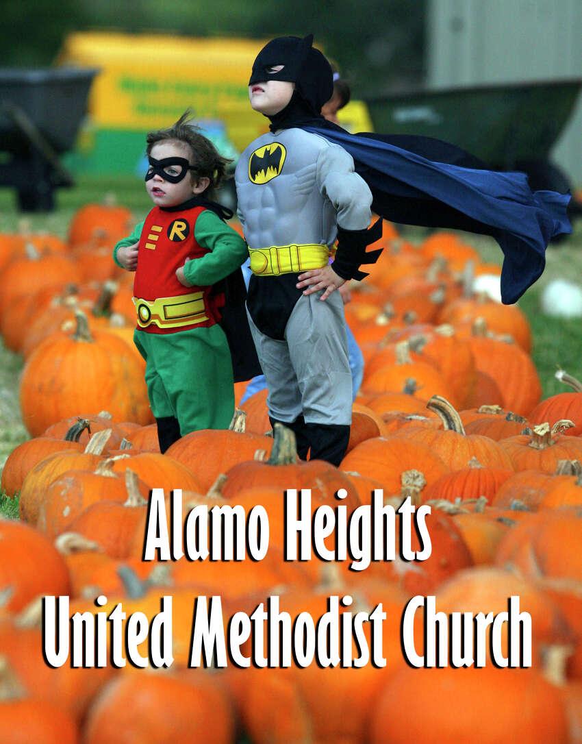 Alamo Heights United Methodist Church: 825 E. Basse Rd., San Antonio, Texas 78209