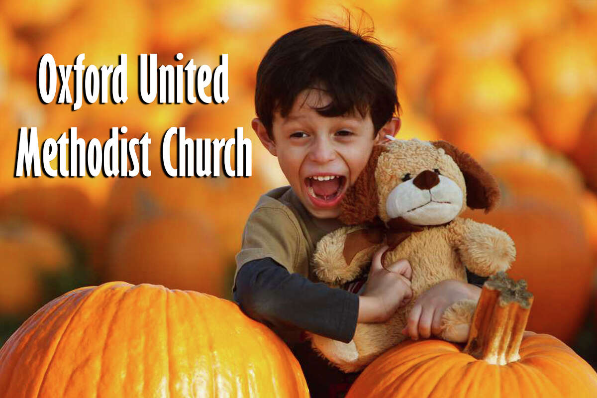 Oxford United Methodist Church Pumpkin Patch: 9739 Huebner Rd., San Antonio, Texas 78240 Opens Sept. 28 Face masks are required, according to representatives from the pumpkin patch.