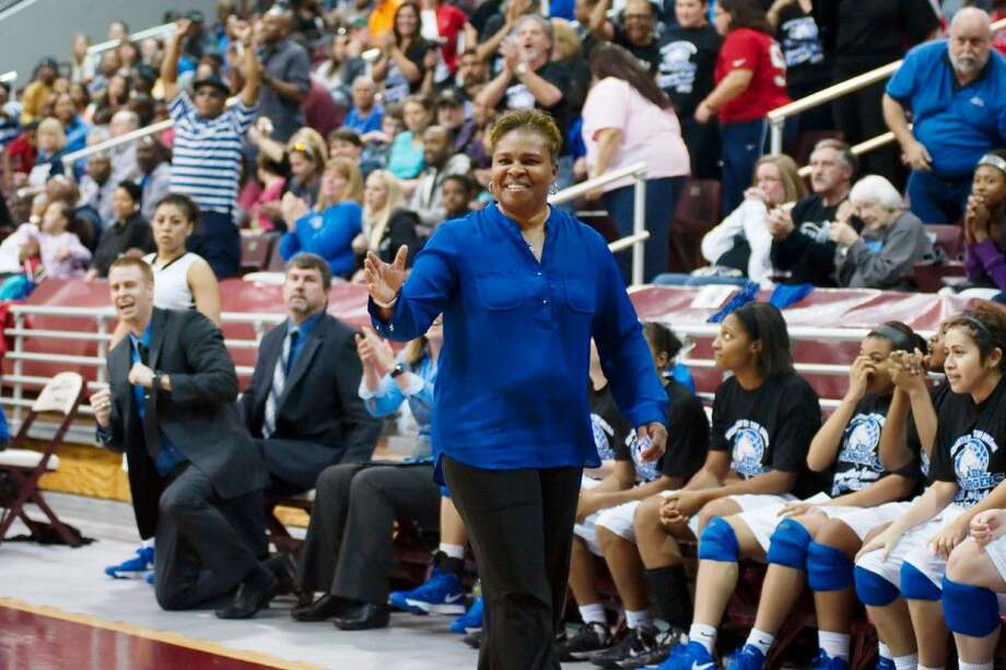 Clear Springs head coach Pam Crawford has been chosen as a court coach for the 2016 USA Basketball Women's U17 World Championship team trials in Colorado Springs, Colo. Photo: Kirk Sides