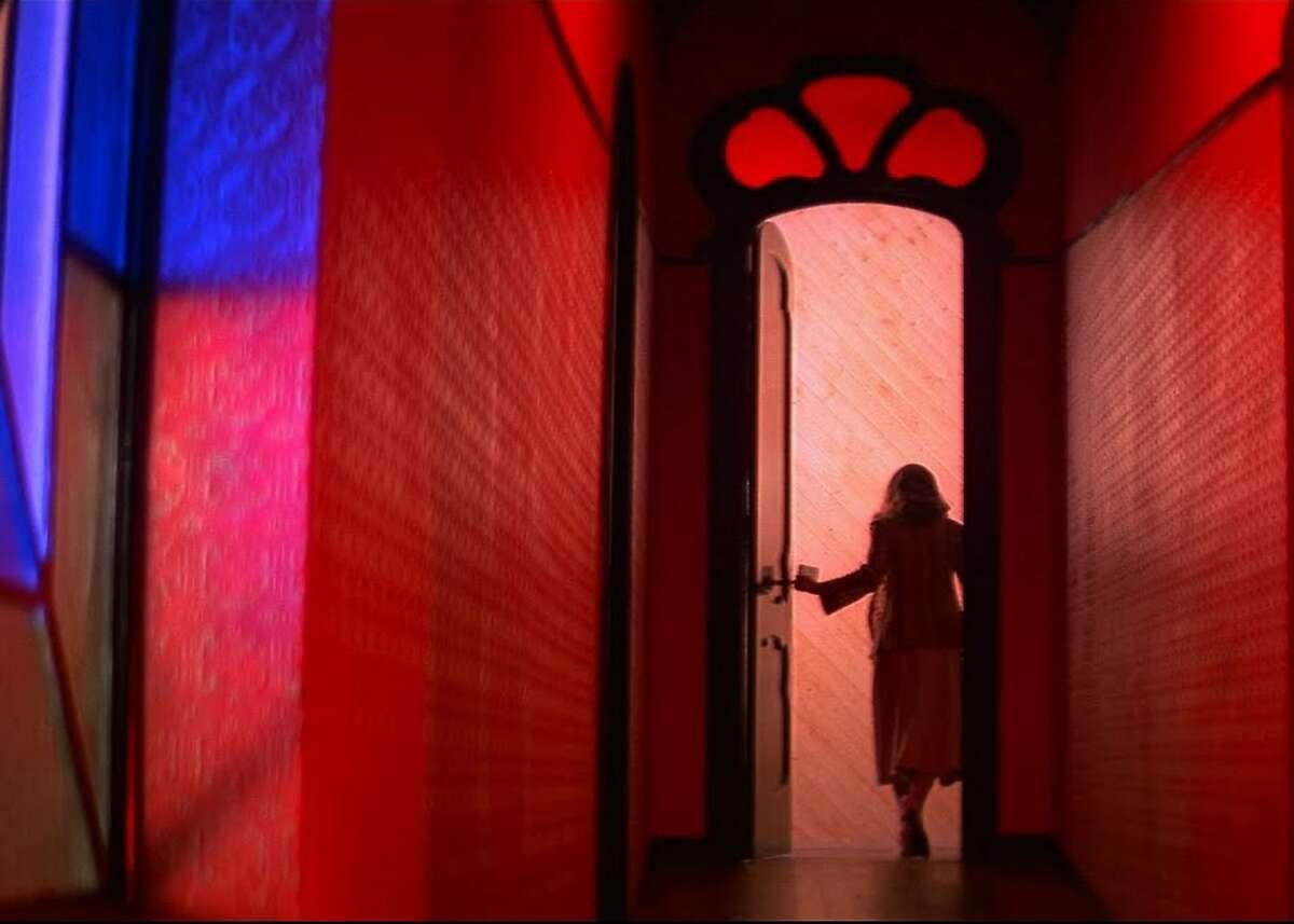 "Dario Argento's 1977 horror classic ""Suspiria"" (pictured here) is getting a Hollywood remake with Chlöe Grace Moretz, Dakota Johnson and Tilda Swinton. Photo courtesy Synapse Films."