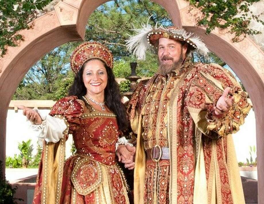 The festivals King and Queen welcome all to the 40th anniversary of the Texas Renaissance Festival.