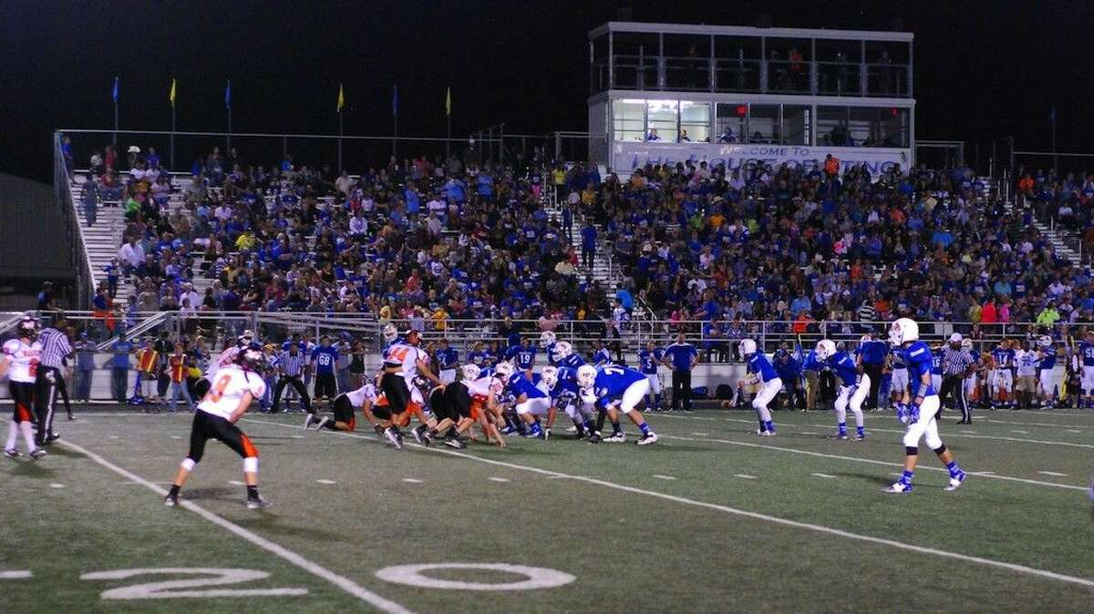 The Hardin Hornets won their homecoming game over Warren, 20-6, on Friday, Oct. 3.