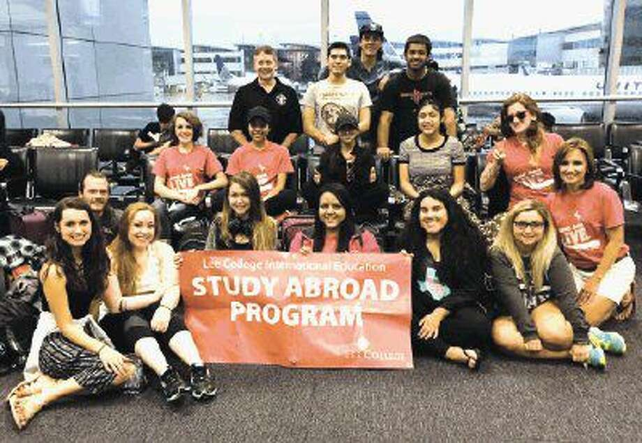 Students and faculty in the Lee College Study Abroad program headed off Monday, May 16, on an 8-day trip to Belize. Study Abroad allows students to travel internationally while earning academic credit toward their Lee College degree.