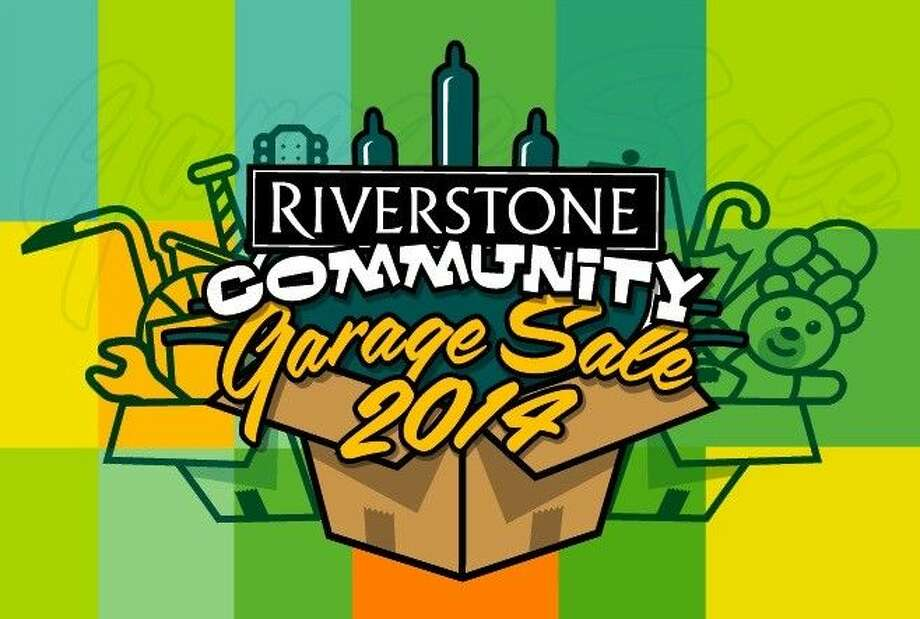 Riverstone is hosting a community garage sale 8-11 a.m. Saturday, Oct. 18, at the Creekstone Recreation Center, 5438 Creekstone Village Drive.