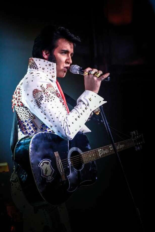 Elvis tribute artist Travis Powell will appear in one show at the Liberty Opry on June 25. Photo: Submitted