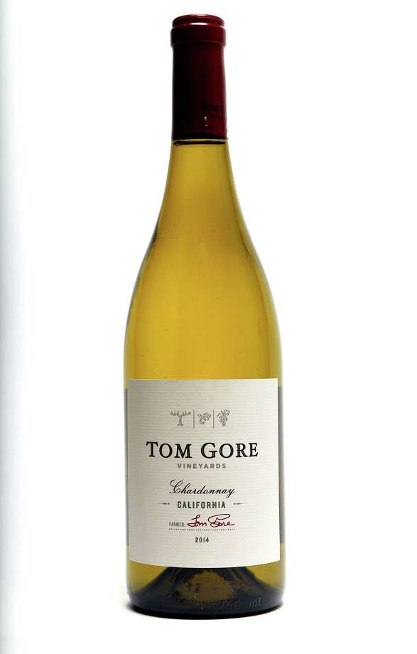 Tom Gore, Chardonnay, 2014, California on Wednesday Aug. 3, 2016 in Menands, N.Y. (Lori Van Buren / Times Union) Photo: Lori Van Buren / 20037544A