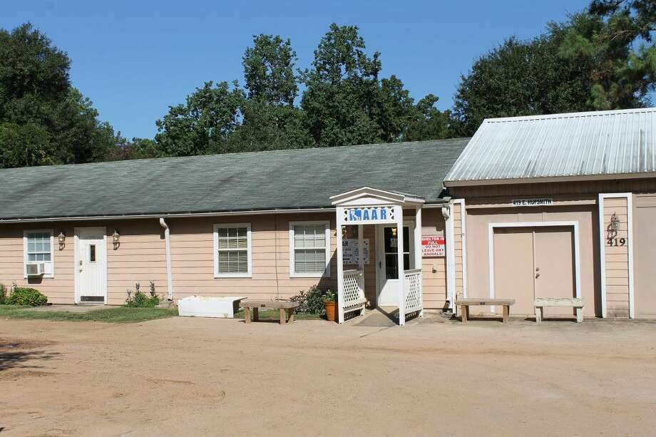 Abandoned Animal Rescue Tomball shelter Photo: Taelor Smith
