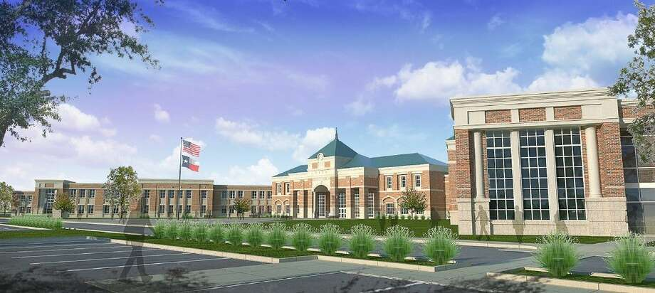 Klein Independent School District has selected Satterfield & Pontikes Construction (S&P) to build a new high school for the District in northwest Houston. Photo: PBK Architects