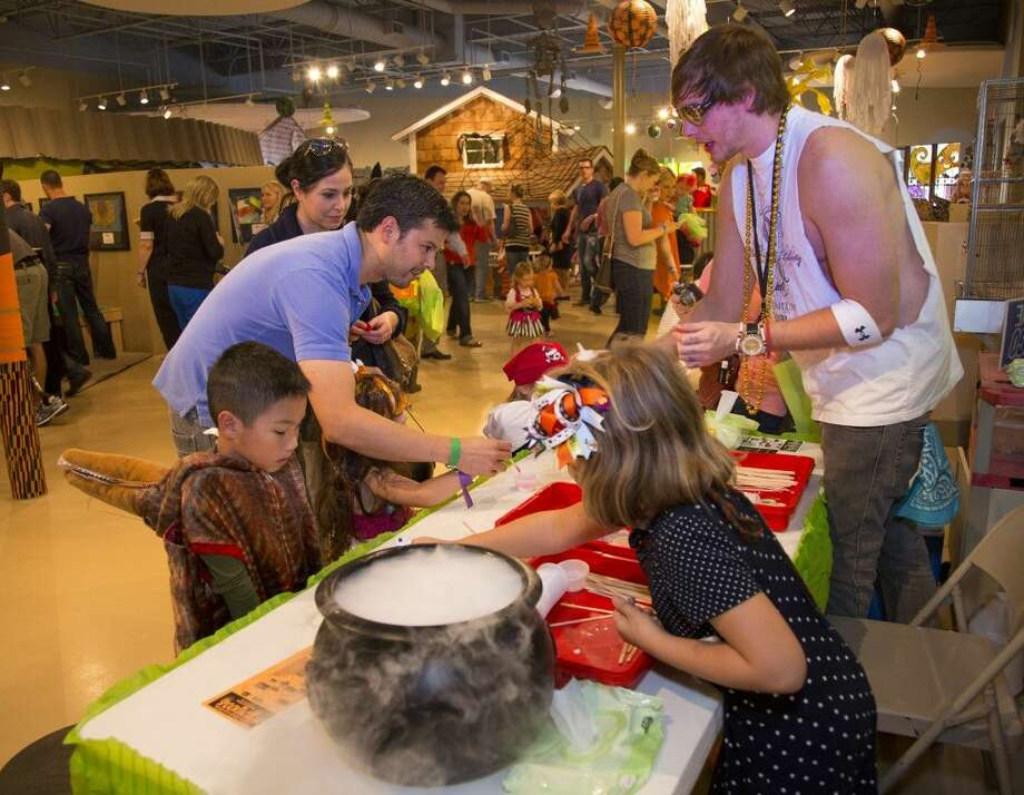 Looking for a great place to take your little ghouls, goblins, princesses and fairies this Halloween? The Woodlands Children's Museum is preparing the ultimate party - without anything scary.