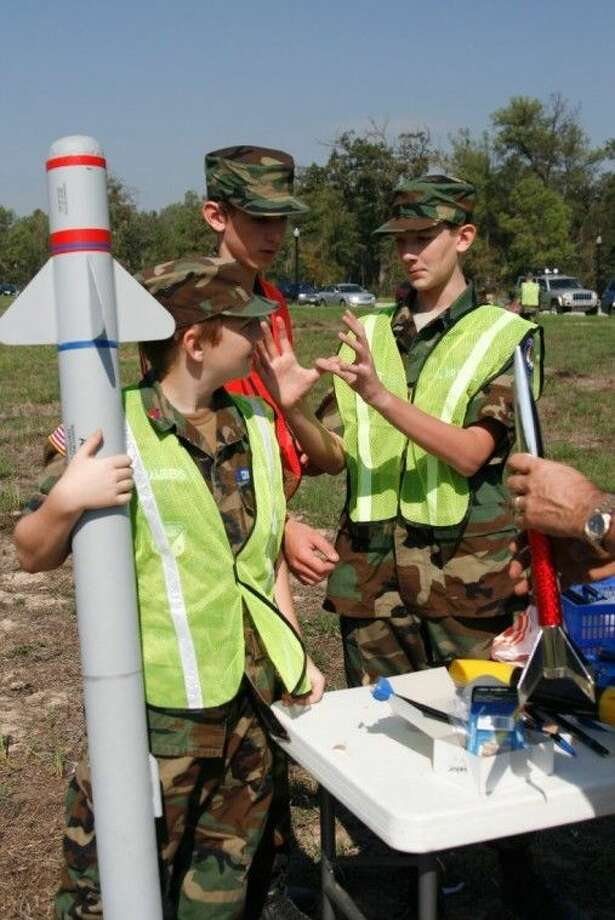 The Kingwood-based CAP Marauder Composite Squadron - TX 409 will be hosting its eighth annual October Sky Rocket Launch at 10 a.m. Saturday, Oct. 18.