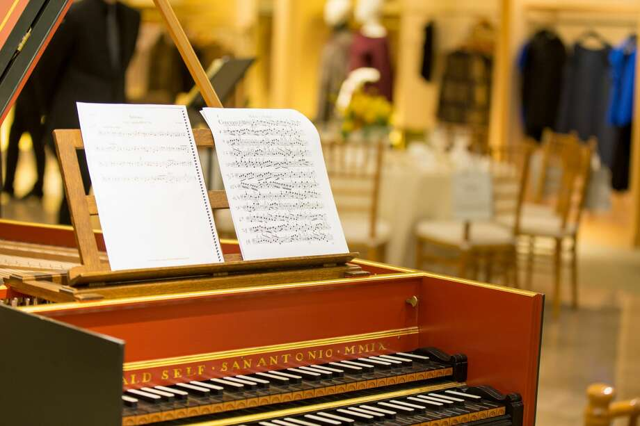 A harpsichord, played well, can work wonders to fill in for the cruel absence of romantic love. Photo: Ben Doyle