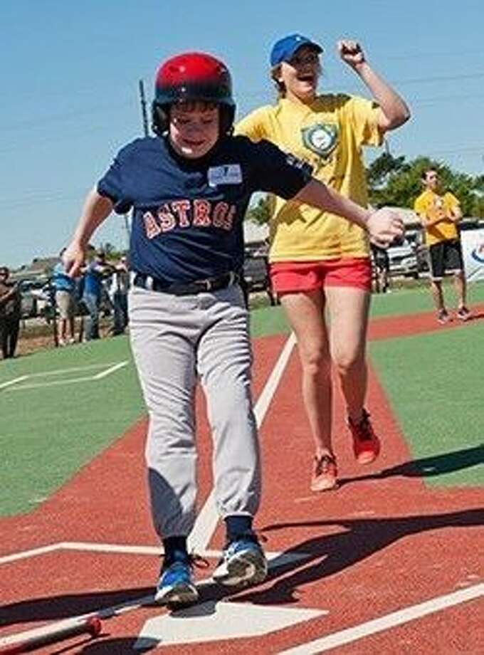 The Miracle League Baseball program has been running for four years at the Langham Creek YMCA, and staff members say there are big advantages to both the family and young ones participating.