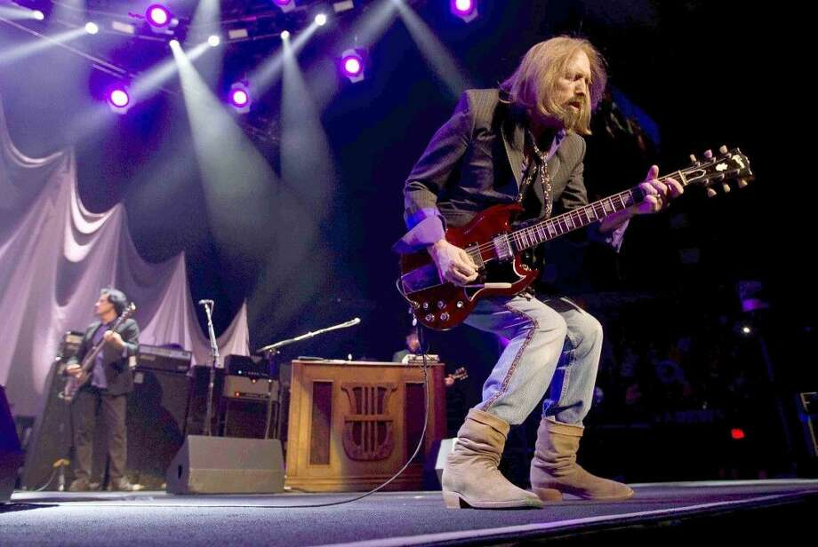 "Tom Petty and the Heartbreakers performed at the Toyota Center Sept. 25, in Houston. Upcoming shows include: Katy Perry - Oct. 10-11; The Eagles - Oct. 14; Oprah's ""The Life You Want"" weekend - Oct. 17-18; Enrique Iglesias and Pitbull - Oct. 19. Visit www.houstontoyotacenter.com for more. Photo: Jason Fochtman"