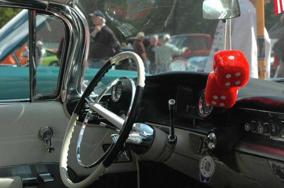 Scenes from the Northwood International Auto Show Photo: Provided