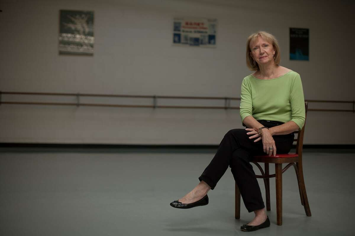Emmy-winning director Frances McElroy created the documentary �Black Ballerina� to expand awareness of the issues still faced by African-American ballet dancers. Photo: Colin Lenton.