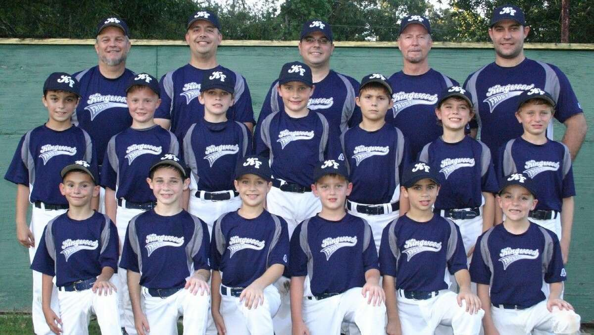 """In honor Jason's memory and his love of baseball, friends of the Frost family and fellow baseball players formed a team named """"Kingwood Frost;"""" they recently just started tournament play against other teams from around the Houston area."""