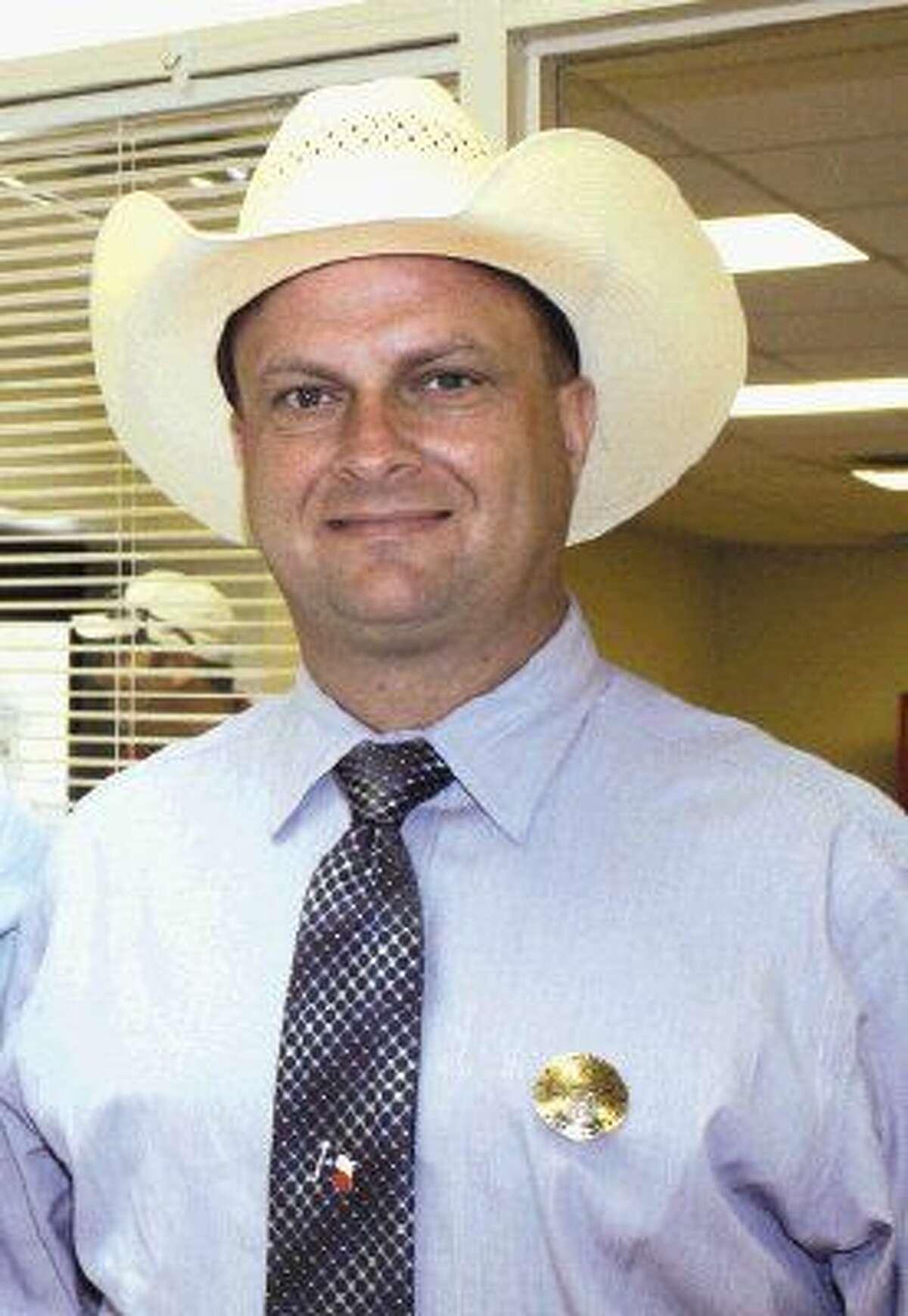 Montgomery County Precinct 4 Constable Kenneth