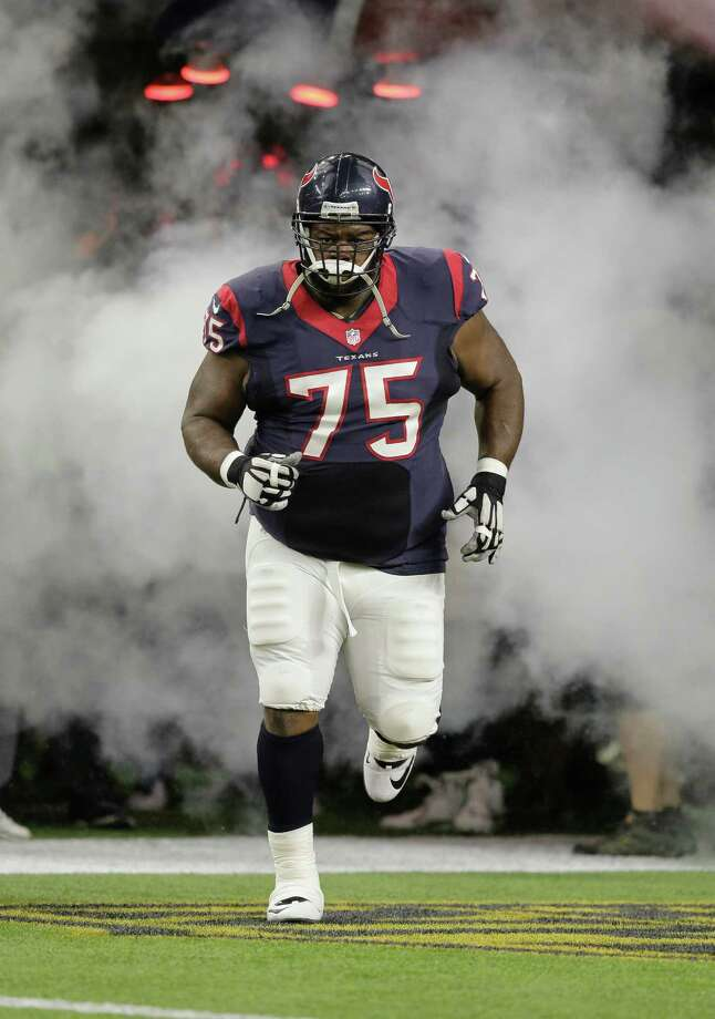 Vince Wilfork is off to a fast start with 15 tackles, one for a loss and one quarterback hit through five games Photo: Patric Schneider, FRE / FR170473 AP