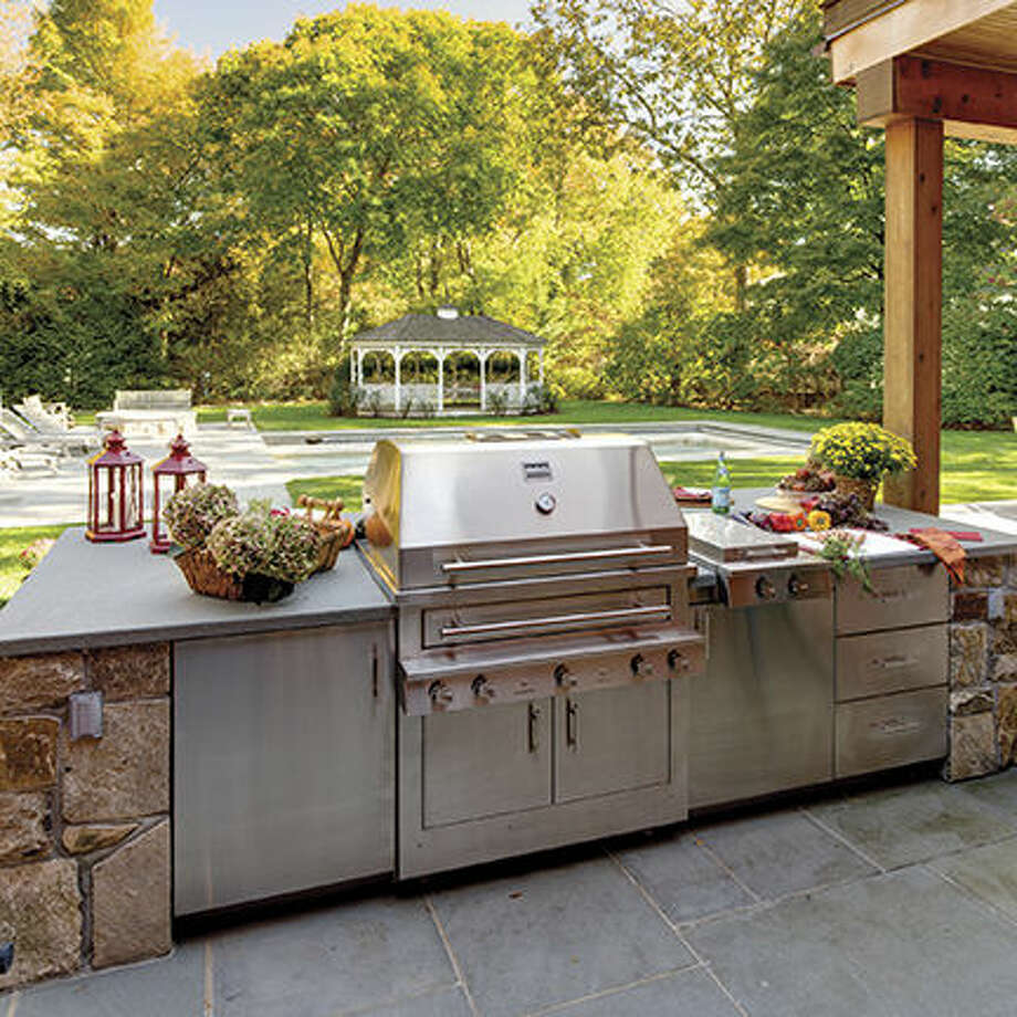 Smart, Stylish Designs for Outdoor Kitchens - Houston Chronicle