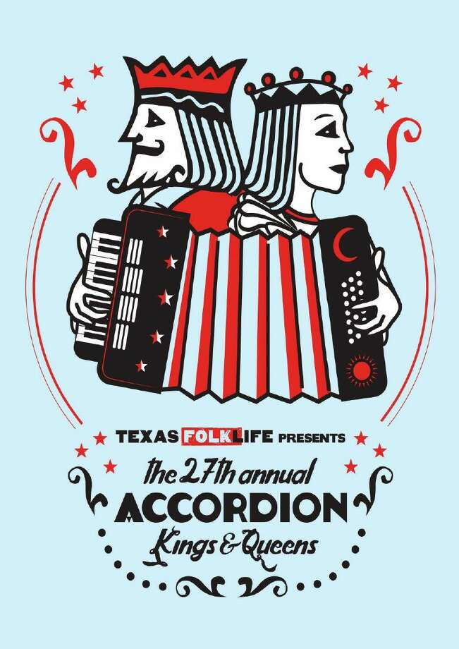 Texas Folklife Sets Accordian Kings And Queen Festival