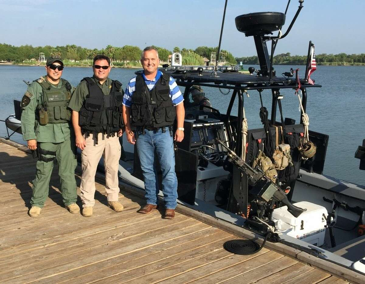 State Rep. Dwayne Bohac (R-Houston) recently traveled to McAllen with Texas Department of Public Safety (DPS) Director Steve McCraw to tour Texas' southern border and speak with law enforcement officials about the state of border security.