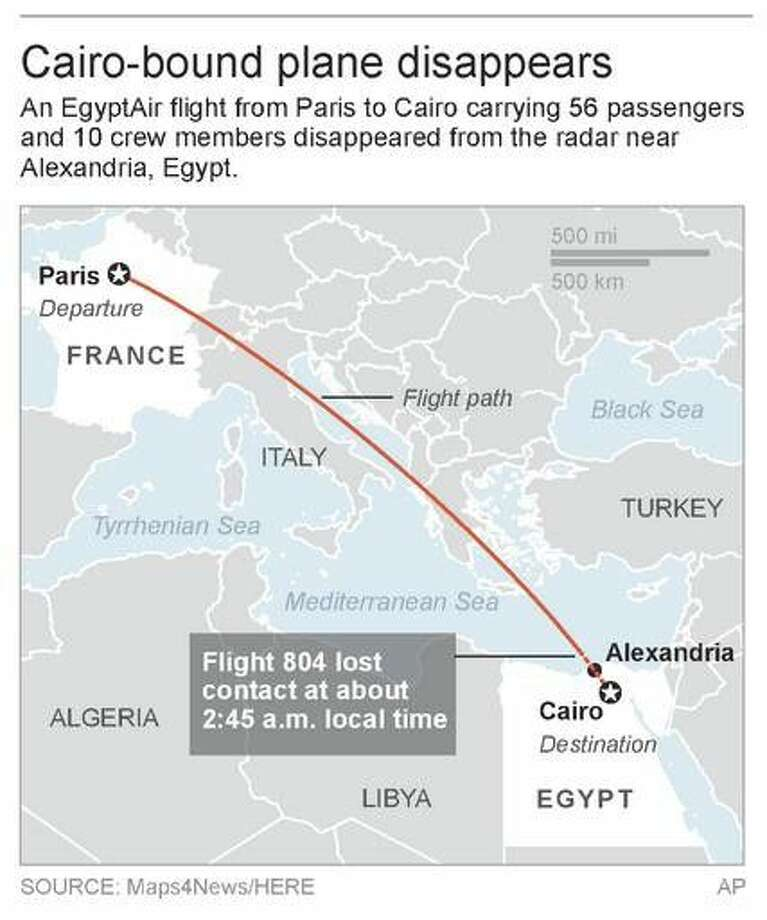 Egypt says it has found plane wreckage