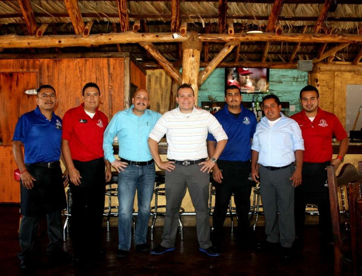"""Juan """"Pepe"""" Lozano and his fellow employees at the Cleveland Pueblo Viejo location recently unveiled an added patio and additional dining space for customers."""
