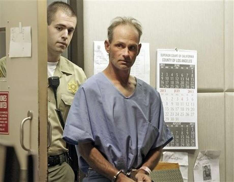 The driver who killed an Italian honeymooner and injured pedestrians and peddlers when he barreled down the popular Venice Beach Boardwalk two years ago acknowledged Thursday the nightmare he created and apologized for the physical and emotional anguish caused by his acts. Photo: Nick Ut