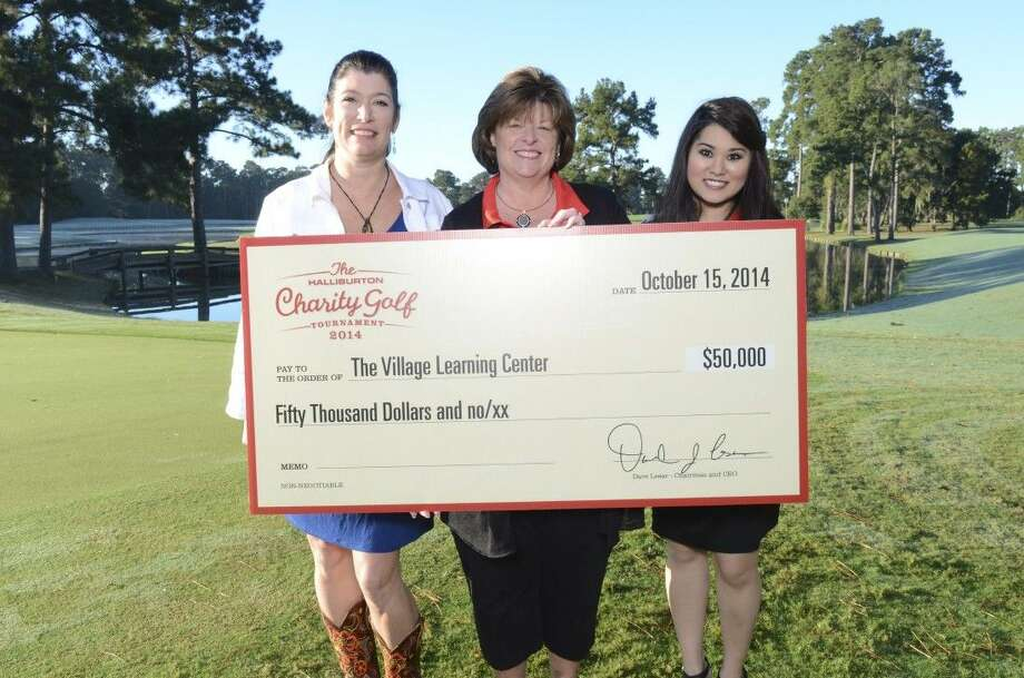 Kingwood's The Village Learning and Achievement Center was one of the nonprofit organizations to receive money through donations by Halliburton.