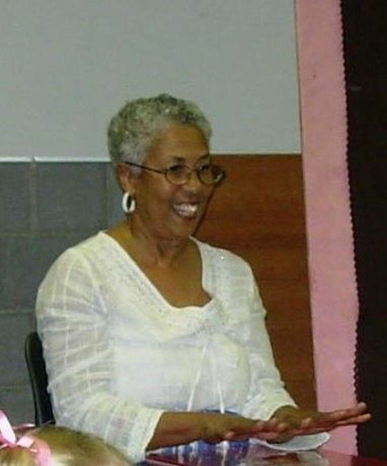 Valencia, also known as Granny V, will lead story time at the Liberty Municipal Library. Photo: Submitted