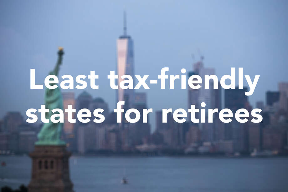According to a report by Kiplinger, Connecticut is the second least tax-friendly state for retirees. See who number 1 is.