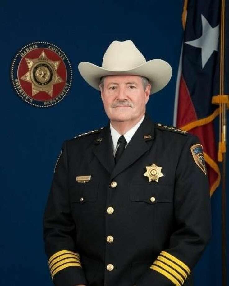 Sheriff Ron Hickman