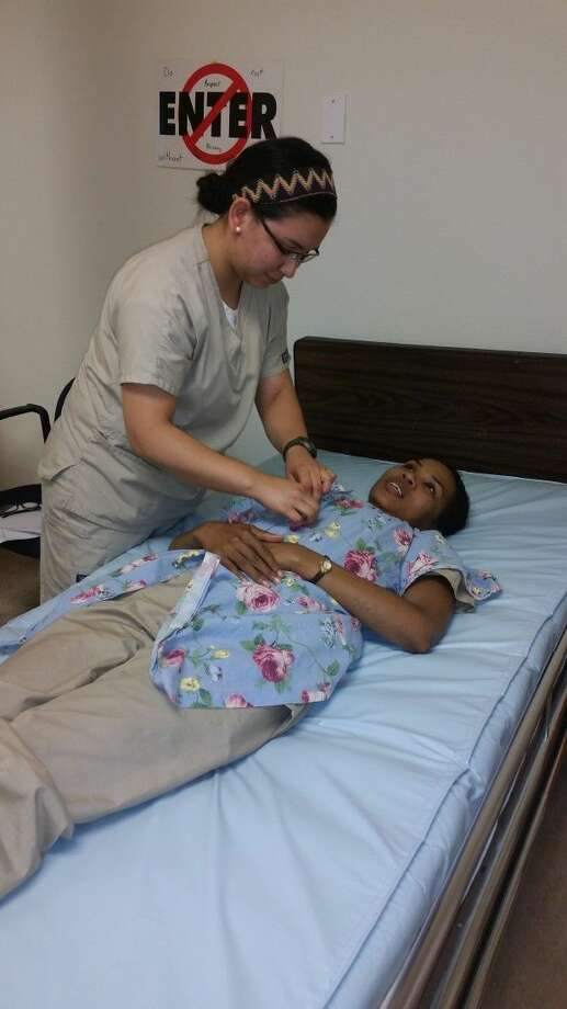 Lone Star College-Conroe Center is doing its part to offer Montgomery County the most qualified health care professionals through its one semester, non-credit Patient Care Technology (PCT) program, which includes certified nurse aide (CNA), phlebotomy, fundamentals of EKG, medical terminology and healthcare in professionalism courses. Photo: Submitted