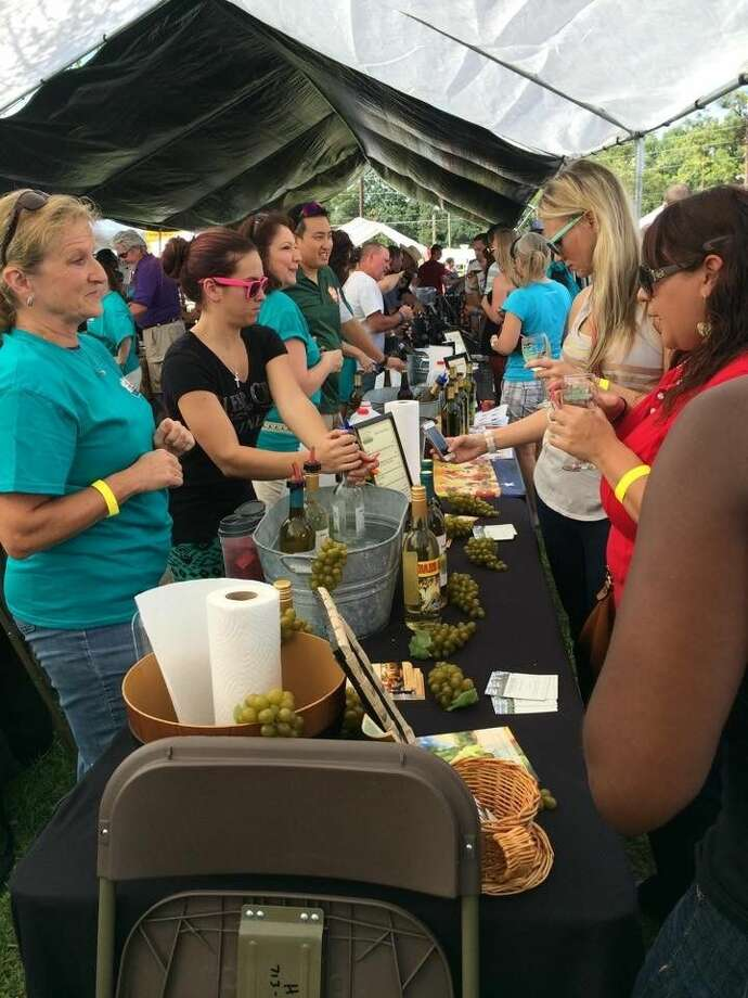 The 2015 Autumn Art and Texas Wine Festival will return to Old Town Spring Oct. 3-4. Photo: Submitted