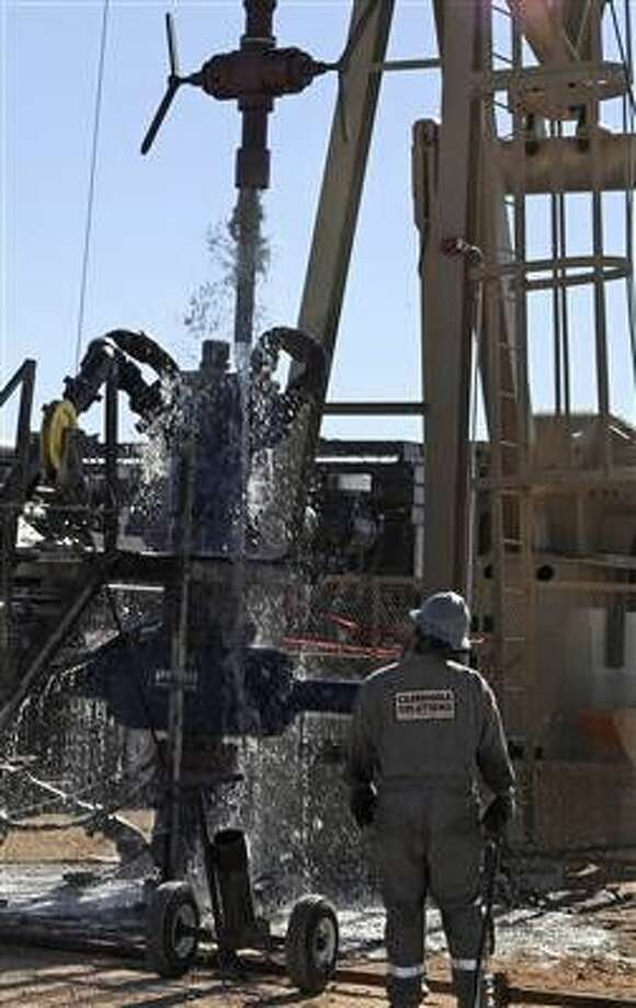 The drilling method known as fracking uses huge amounts of high-pressure, chemical-laced water to free oil and natural gas trapped deep in underground rocks. With fresh water not as plentiful companies have been looking for ways to recycle their waste.
