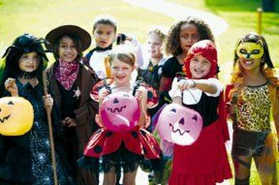 Mall-O-Ween at San Jacinto Mall will feature mall-wide trick-or-treating, a costume contest and more Oct. 31. Photo: Mark Bowden