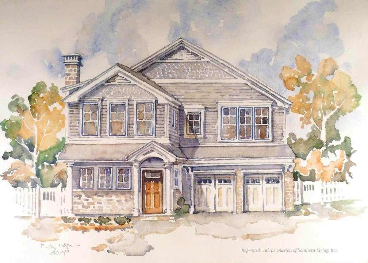 Stone Acorn Builders LP, a member of the prestigious Southern Living Custom Builder Program, will debut Houston's Southern Living