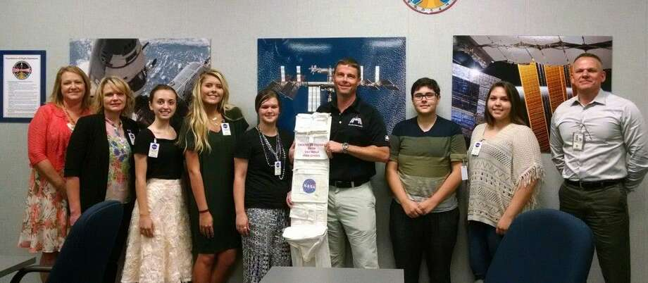 Oak Ridge Sends Projects To Space School Courses And