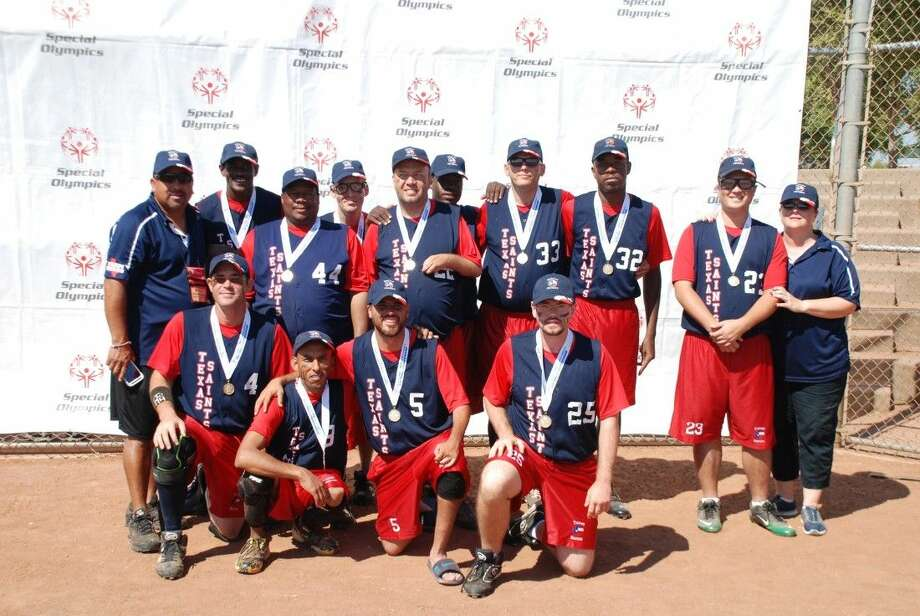The Pearland Saints adult special Olympians competed in and won the North American Special Olympics National Invitational (SONA) in Wichita, Kansas on September 25-27.