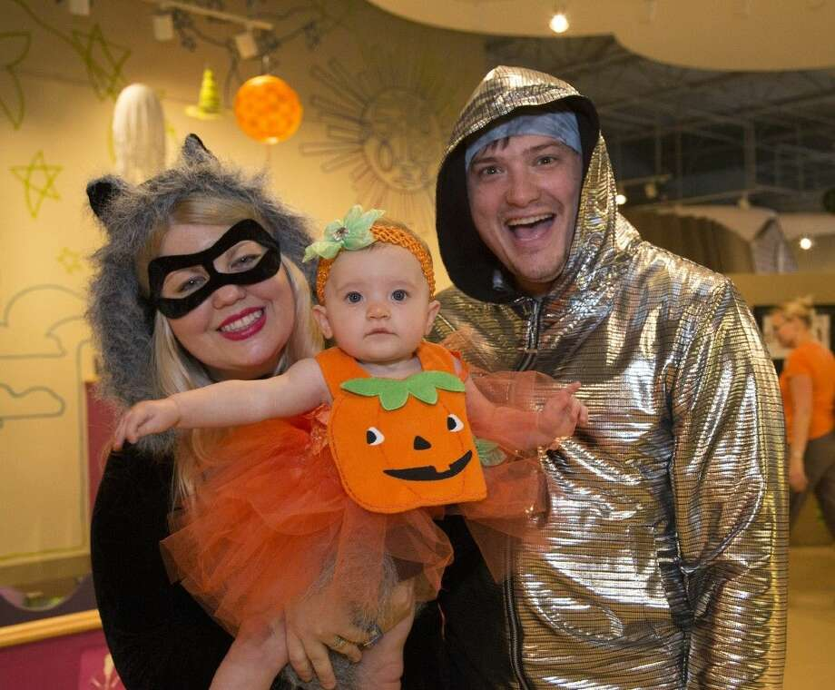 Dress in costume and join The Woodlands Children's Museum for its fun, safe and not-at-all scary Original Halloween SpookTackular at 4 p.m. on Saturday, Oct. 31. Photo: Courtesy Photo